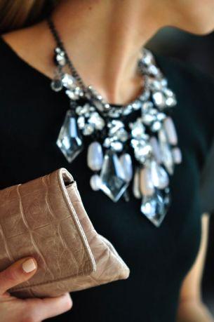 Bijoux et pochette