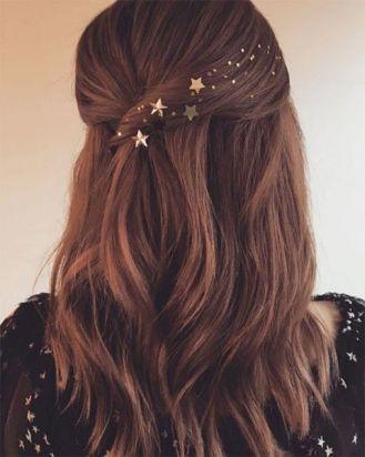 Etoiles cheveux