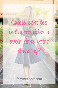 Indispensables dressing