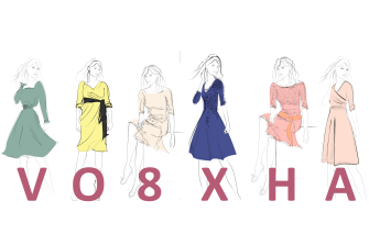 6 silhouettes