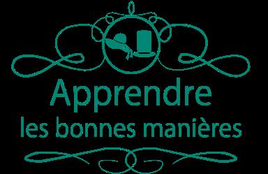 Logo HD vectorise - Apprendre les bonnes manières - ok