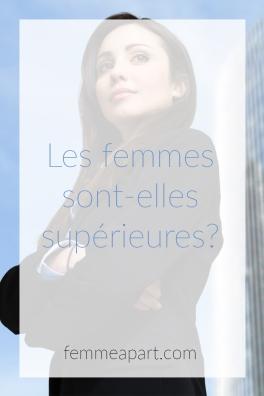 Femmes supérieures